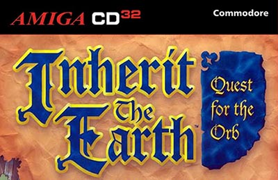 Inherit the Earth CD32